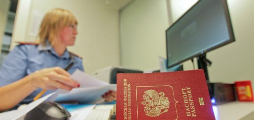Issuing passports with additional biometric data in Russia